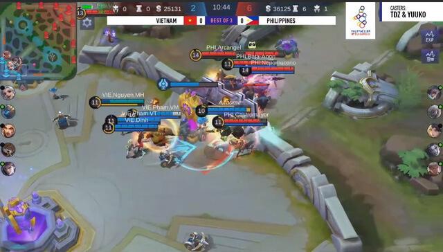 Mobile Legends Bang Bang Viet Nam 2
