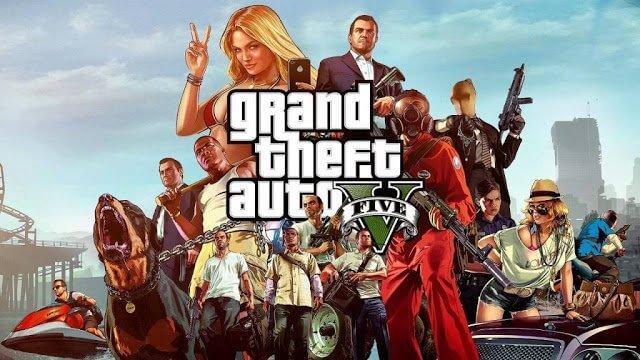 Grand Theft Auto V 2
