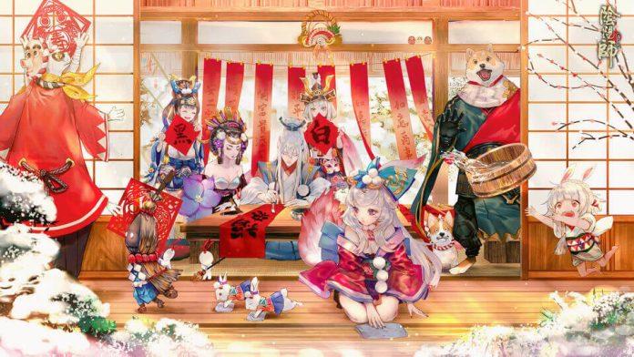 Hinh Nen Am Duong Su wallpaper Onmyoji anime moba.vn 1