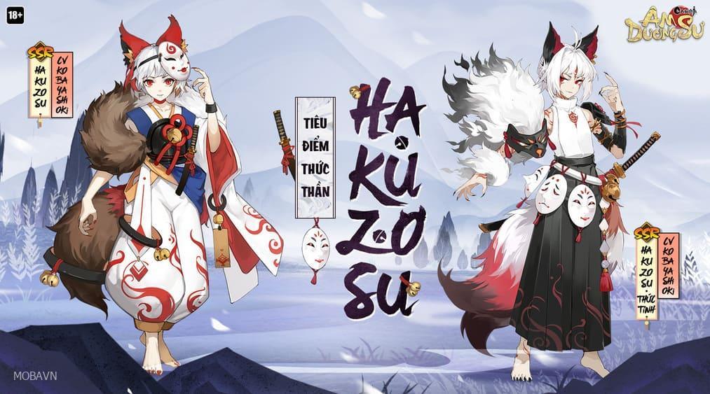 SSR Hakuzosu Bach Tang Chu Am Duong Su Onmyoji Mobavn.com 00