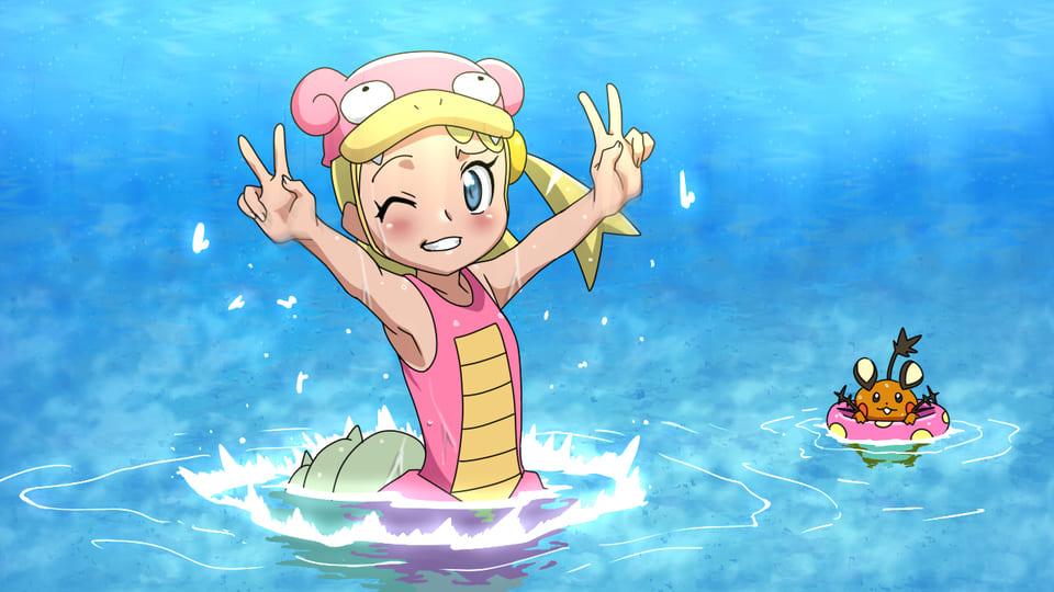 Eureka Bonnie nhan vat nu duoc yeu thich Trong TV Series Pokemon mobavn.com